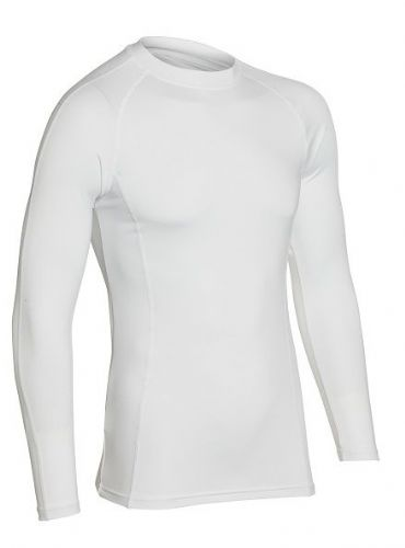 All Purpose Base Layer Shirt White Senior